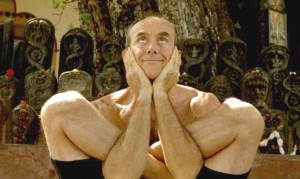 Ashtanga Instructor David Swneson